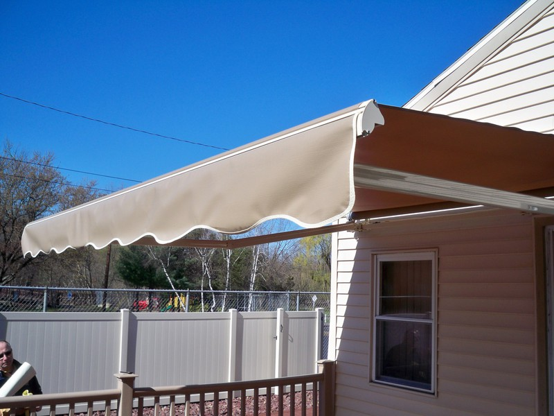 SunSetter Patio Awning Roof Brackets - Roof Brackets ...