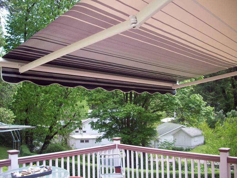 SunSetter Patio Awning Roof Brackets