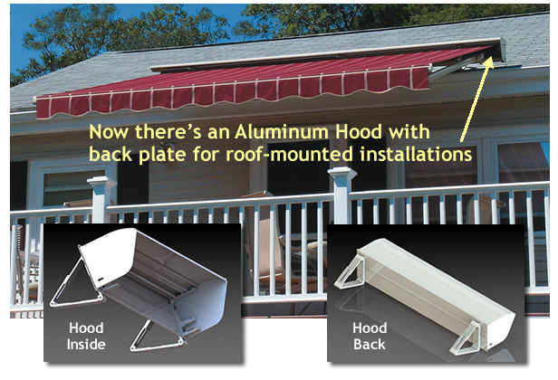 Roof Mount Aluminum Hood 31000 To 61000